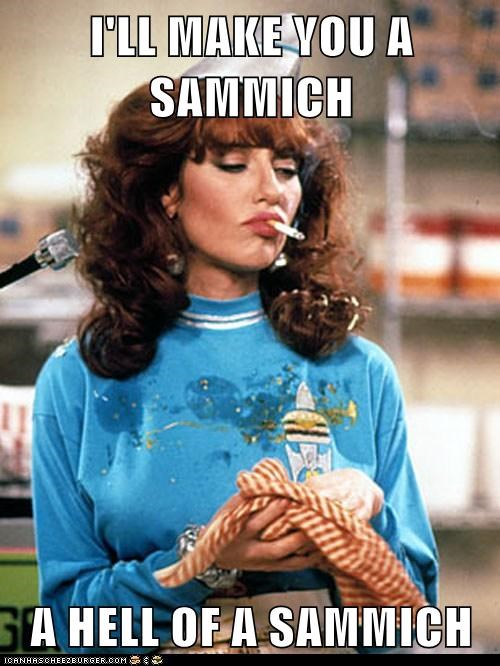 A Sammich... to DIE For!