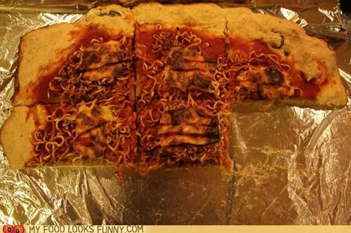 best of the week,crazy,pizza,ramen