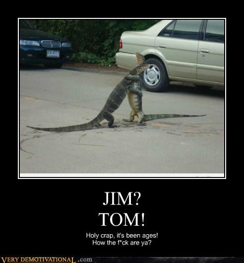 JIM? TOM!