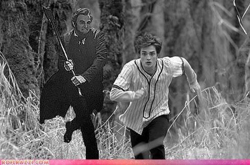 Edward's Very Fast... But Abe is Faster