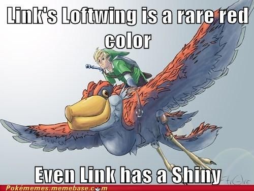 Everyone Has a Shiny