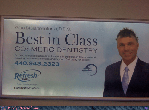 Not the Best in Cosmetic Hair-Care