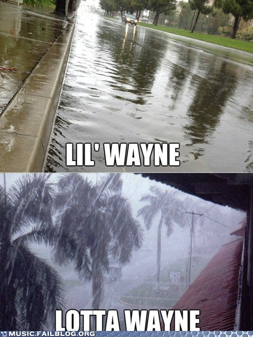 Music FAILS: Where There's Wayne, There's Also Breezy