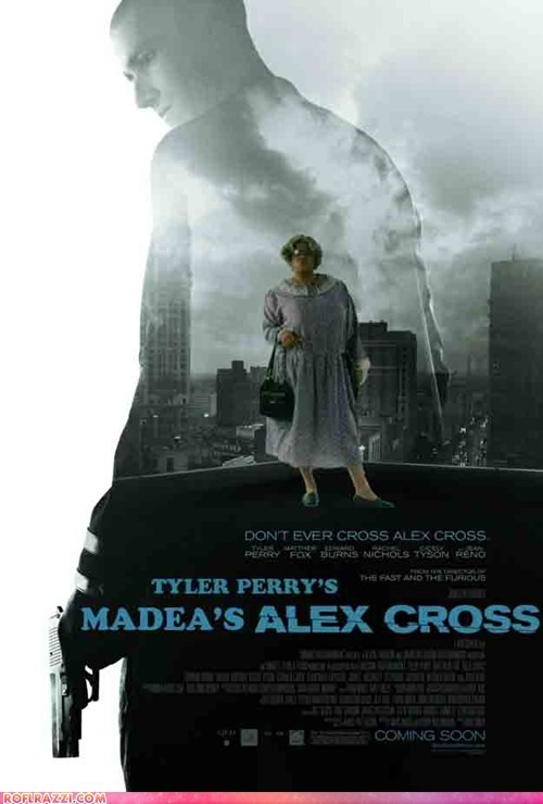 actor,alex cross,celeb,funny,Movie,shoop,tyler perry