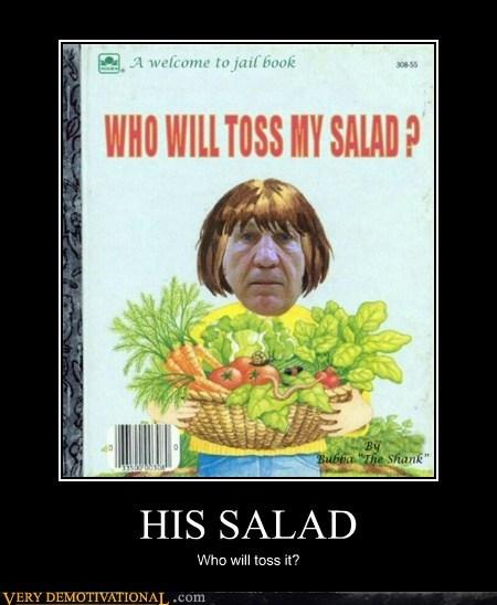 HIS SALAD