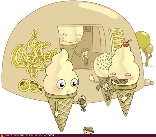 Alternate Universe Icecream