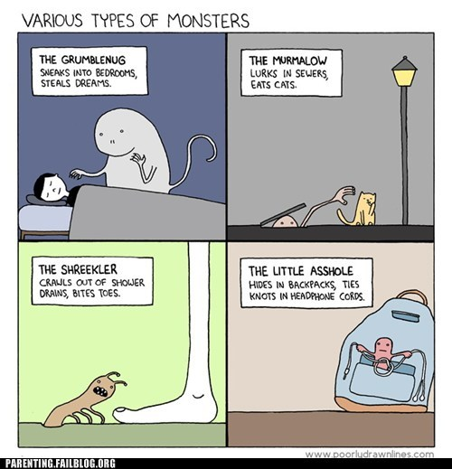 Cats,comic,monster