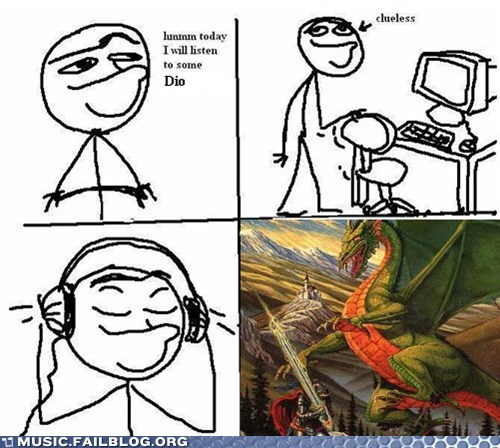 comic,dio,dragons,today i will listen to x