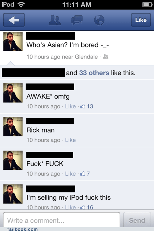 Fun With Asians