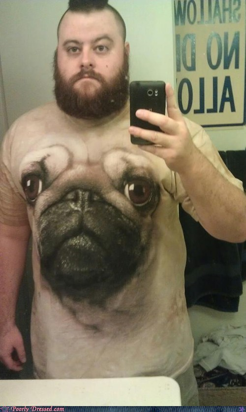 Zangief Prefers Dog Shirts, Thankyouverymuch