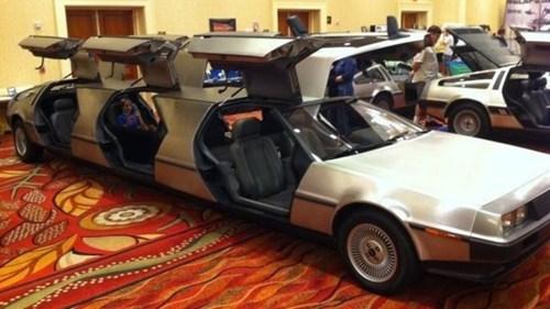 back to the future,DeLorean