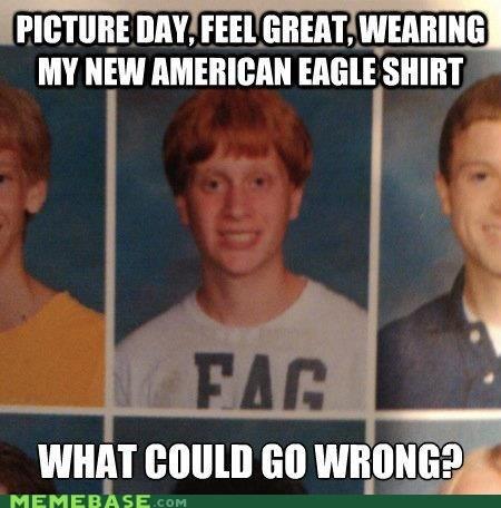 I'll Dress Fly Like an Eagle