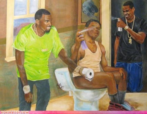 art,FRIDAY,funny,Jay Z,john witherspoon,kanye west,Movie,Music