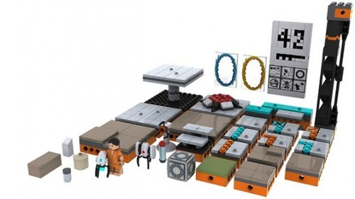 Portal LEGOs of the Day