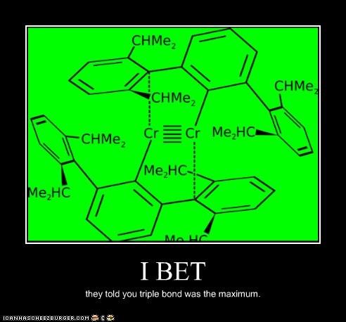 I BET