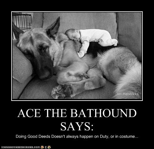ACE THE BATHOUND SAYS: