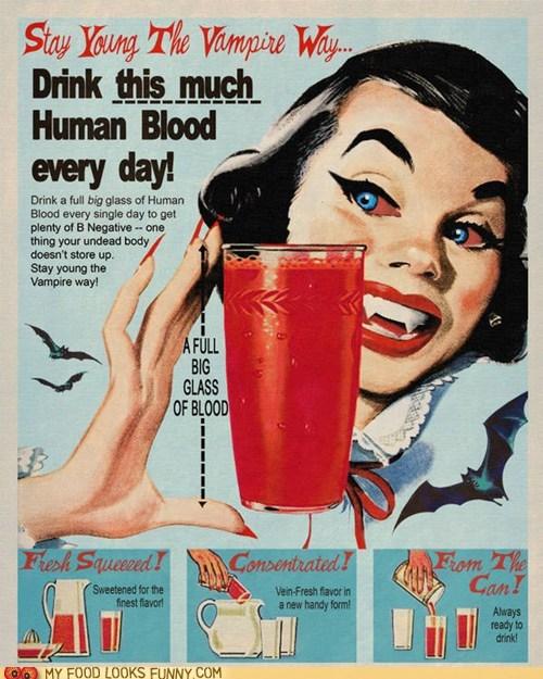 Blood,drink,fresh,vampires
