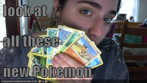 look at all these new Pokemon