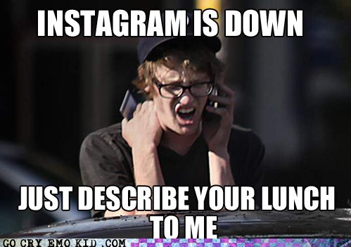 best of week,filter,hipster,hipsterlulz,instagram,lunch
