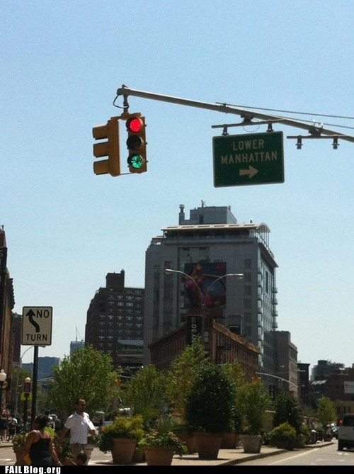 Make Up Your Mind, Traffic Light! FAIL