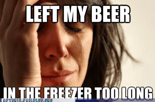 beer,freezer