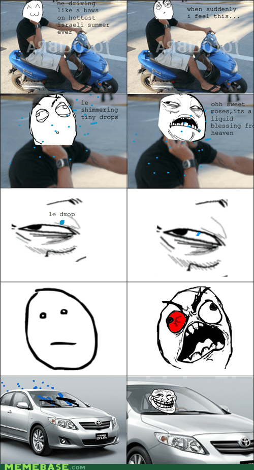 Rage Comics: There Was a Bug in That!