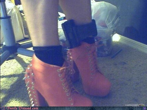 OMG Check My New Shoes! (Ignore My New Bracelet!!!11!!!1!)