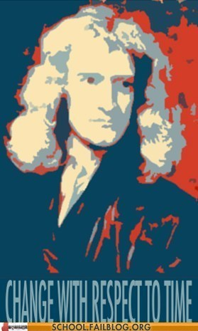 Happy Independence Day with Newtonian Physics!
