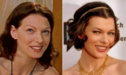 Lala Sloatman totally looks like Milla Jovovich
