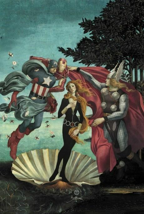Ancient Avengers