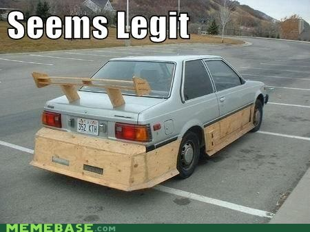 car,racer,seems legit,wood