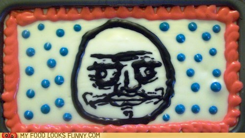 cake,face,frosting,icing,me gusta