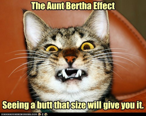 The Aunt Bertha Effect