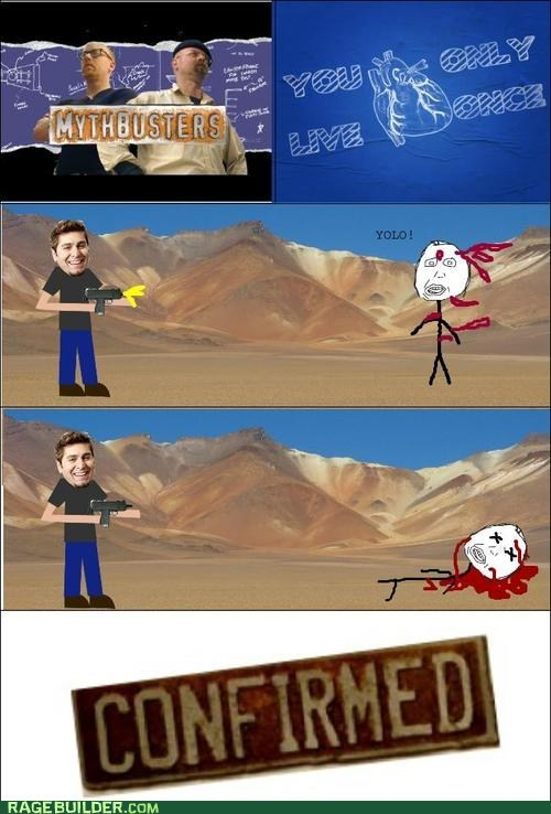 Rage Comics: I Totally Thought They'd Bust This One!