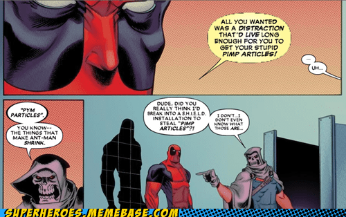 Deadpool Does