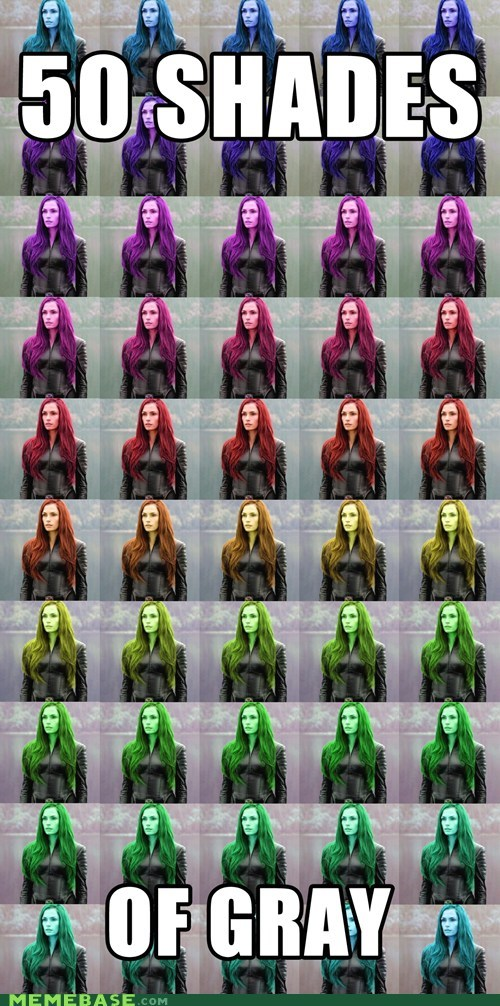 50 SHADES OF JEAN GREY