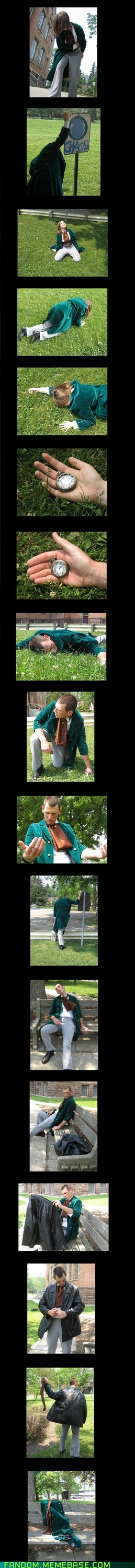 8th doctor,9th doctor,bbc,cosplay,doctor who,scifi