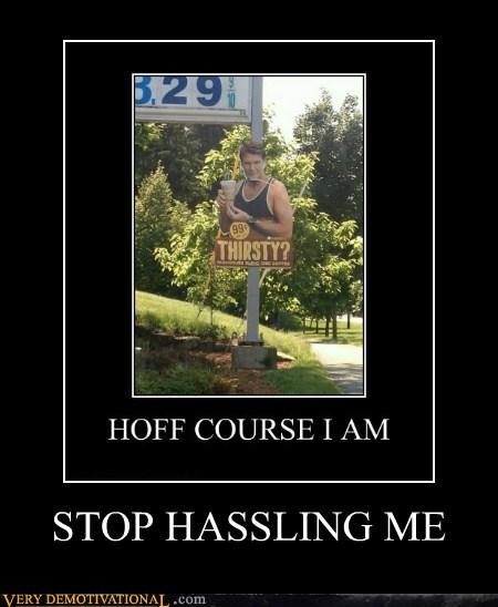 david hasselhoff,pun,Pure Awesome,stop