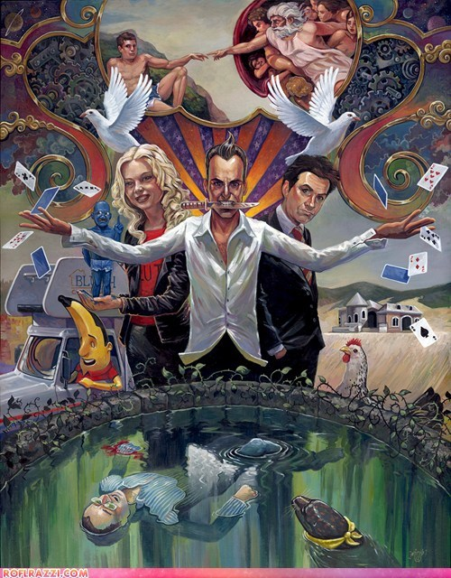 arrested development,art,awesome,funny,TV