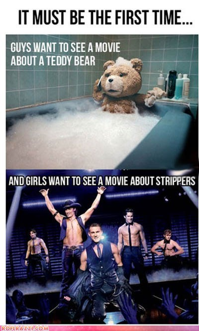 channing tatum,funny,Hall of Fame,magic mike,Movie,Seth MacFarlane,summer blockbusters,TED