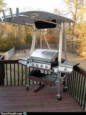 barbecue,bbq,boat,deck,grill,high seas,patio,yacht