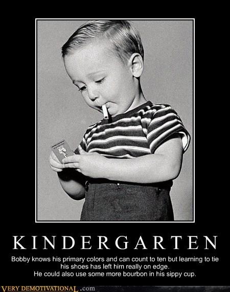 bourbon,good idea,kids,Pure Awesome,smoking