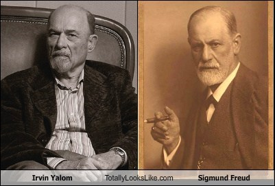 Irvin Yalom Totally Looks Like Sigmund Freud