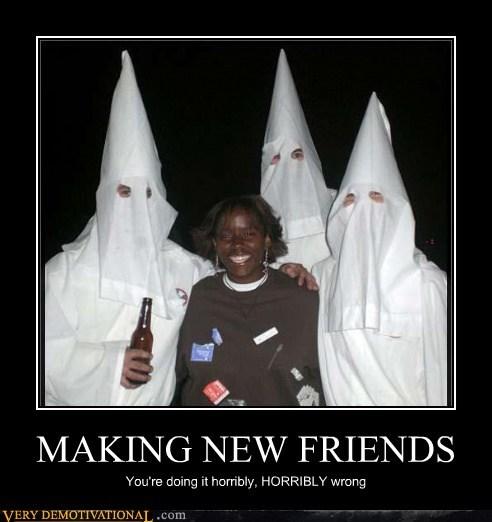 costume,friends,hilarious,kkk,racist