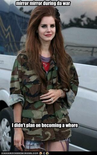 Lana Del Reyfugee