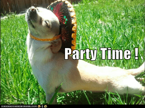 Party Time !