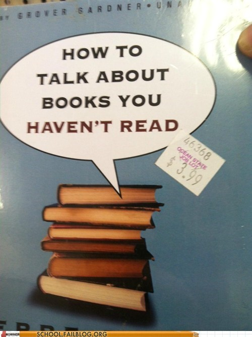 All You Have to Do is Read This Book!