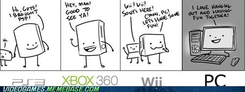 consoles,fun,gamers,gaming device,PC,the feels
