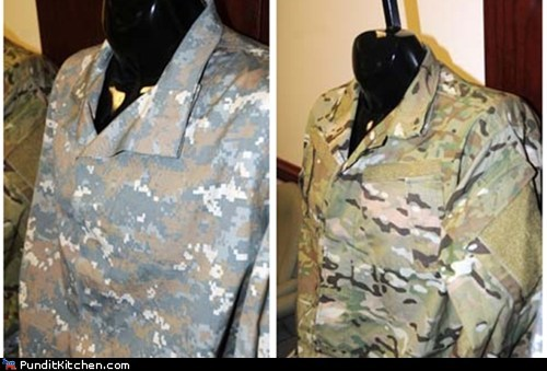 The 5-Billion-Dollar Camo Snafu
