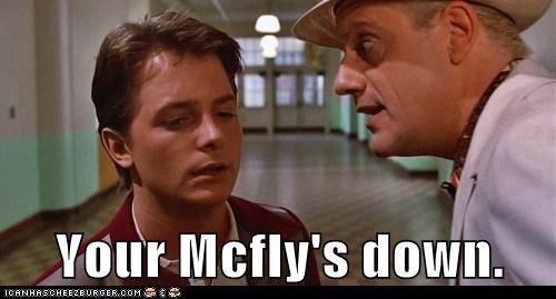 christopher lloyd,Doc Brown,Marty Mc Fly,mcfly,michael j fox,zipper